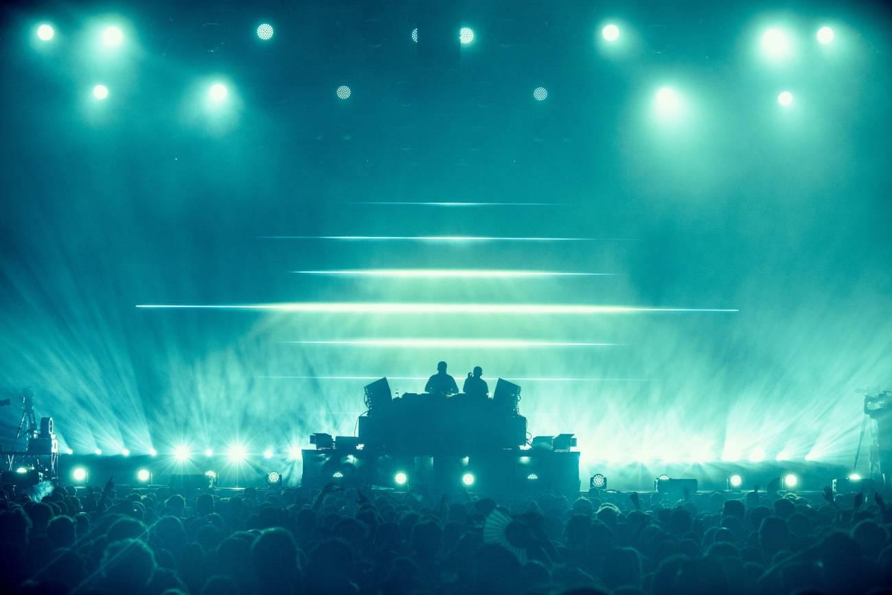 concierto Sónar en 2019
