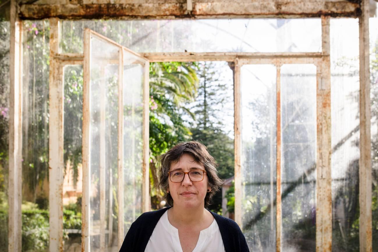 Cristina Fernández. Fotógrafo: Nacho Morán (SINC)