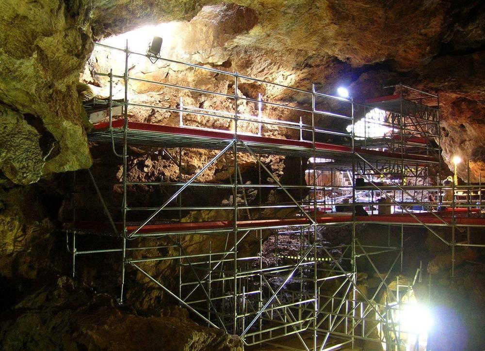 Cueva Victoria en Cartagena