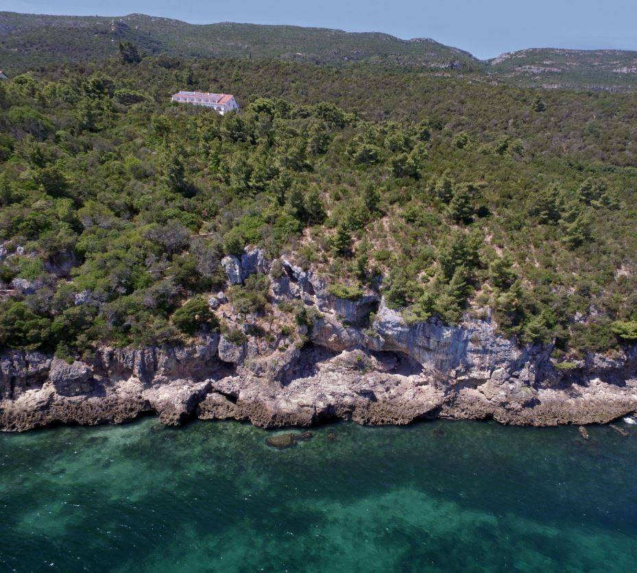 Entorno de la cueva portuguesa