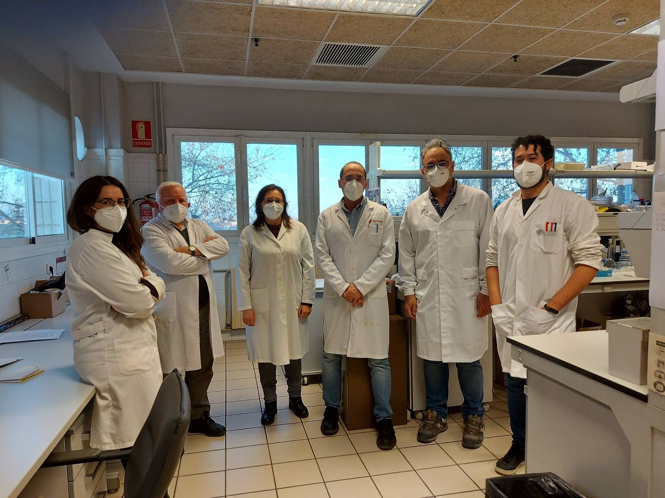 equipo IDM biosensor sars-cov-2