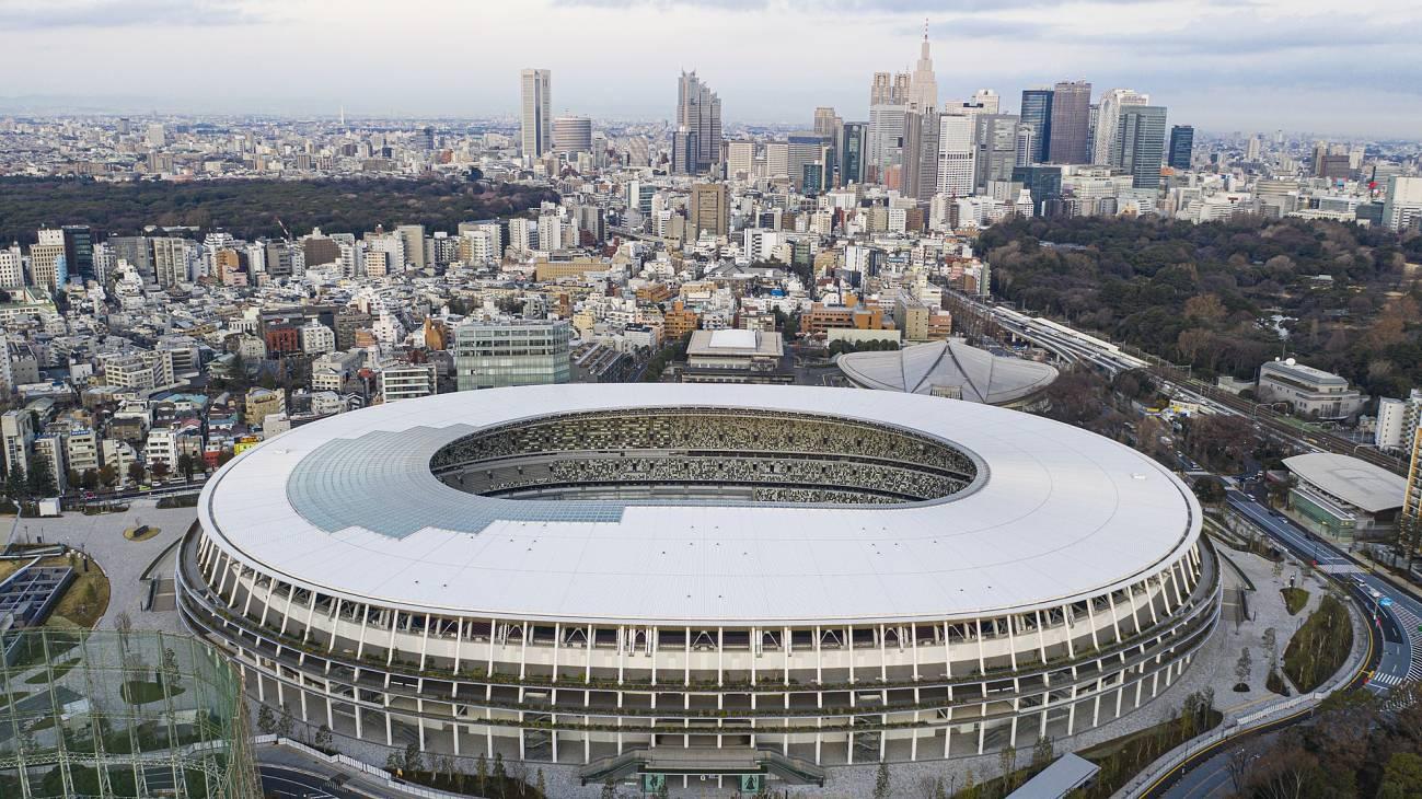 Estadio Olímpico Nacional de Tokio
