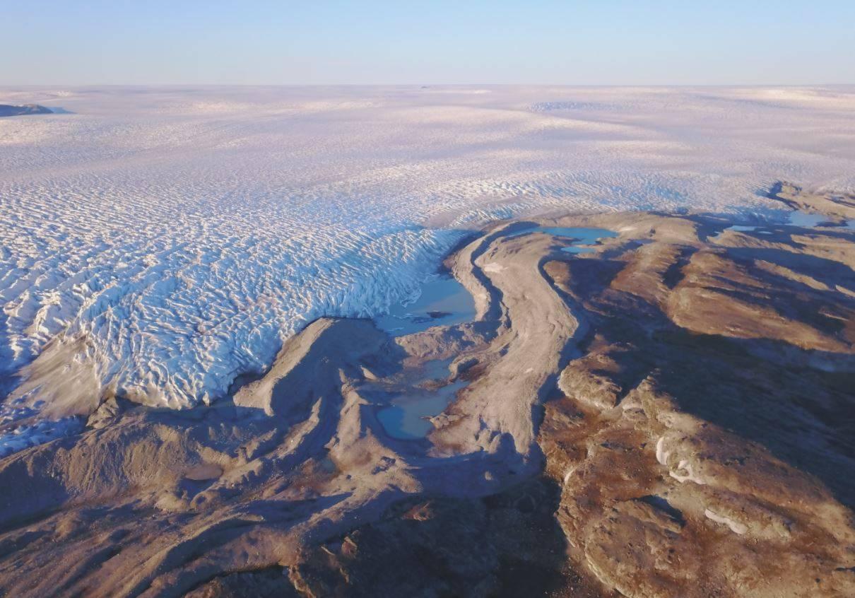 Groenlandia - Pérdida de hielo en Groenlandia durante el siglo XXI será mayor que en cualquier otro momento de los últimos 12.000 años,