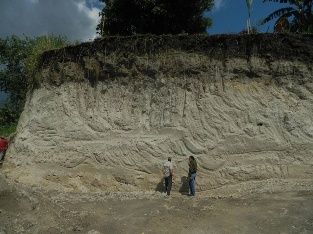 IC 02 - Erupción del volcán Ilopango sacudió a la civilización maya hace 1.590 años