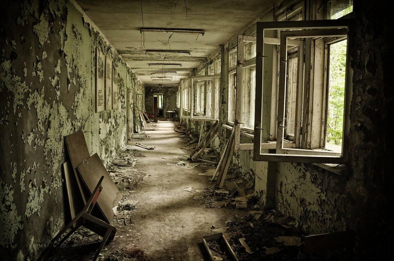 La ciudad de Pripiat - Estudios publicados en Science analizan efectos genéticos del Accidente Nuclear de Chernóbil a personas que sobrevivieron y descendencia