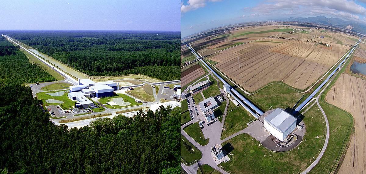 LIGO y Virgo - Observatorios LIGO en Estados Unidos  y Virgo en Europa  descubren un misterioso objeto fusionándose con un agujero negro