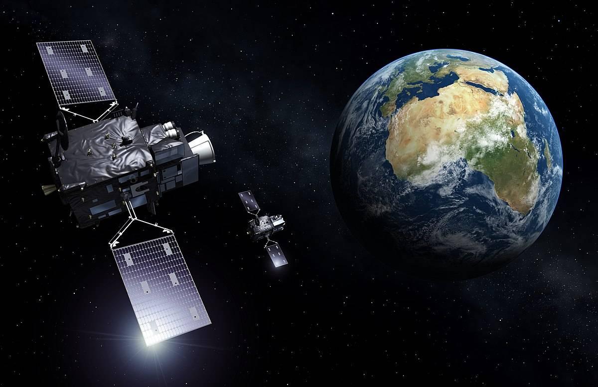 Meteosat - Satélites Centinelas en el Espacio del Volcán de La Palma