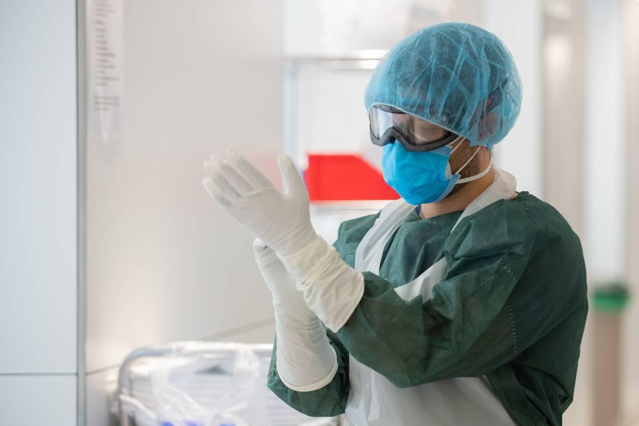 personal sanitario durante la pandemia - Del 10 al 16 de mayo celebrada la Semana Europea de la Salud Mental ,Promocionarla   para hacer frente a la pandemia
