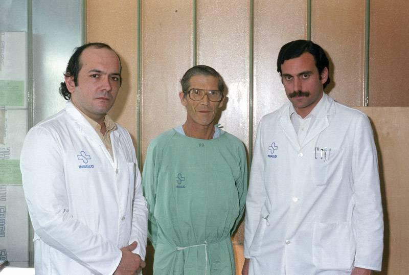 Trasplante hígado Hospital de Bellvitge