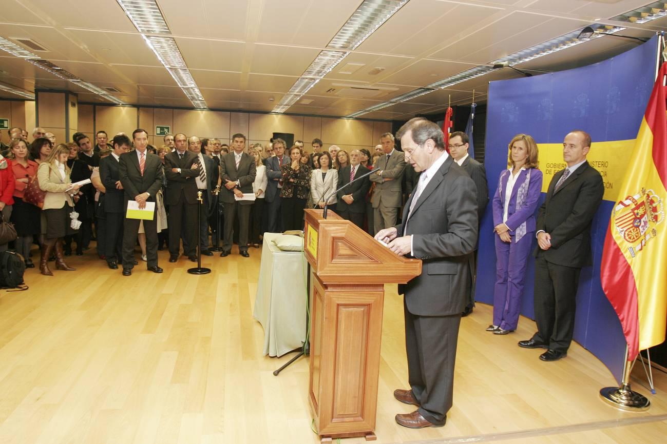 """Espero contribuir a la segunda modernización del sistema español de I+D"""