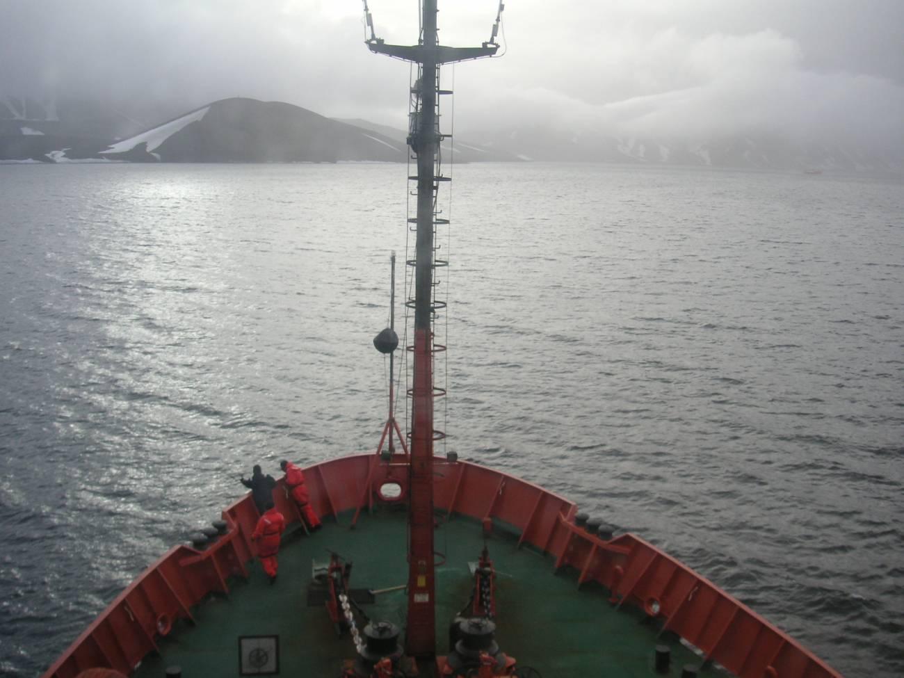 buque las Palmas