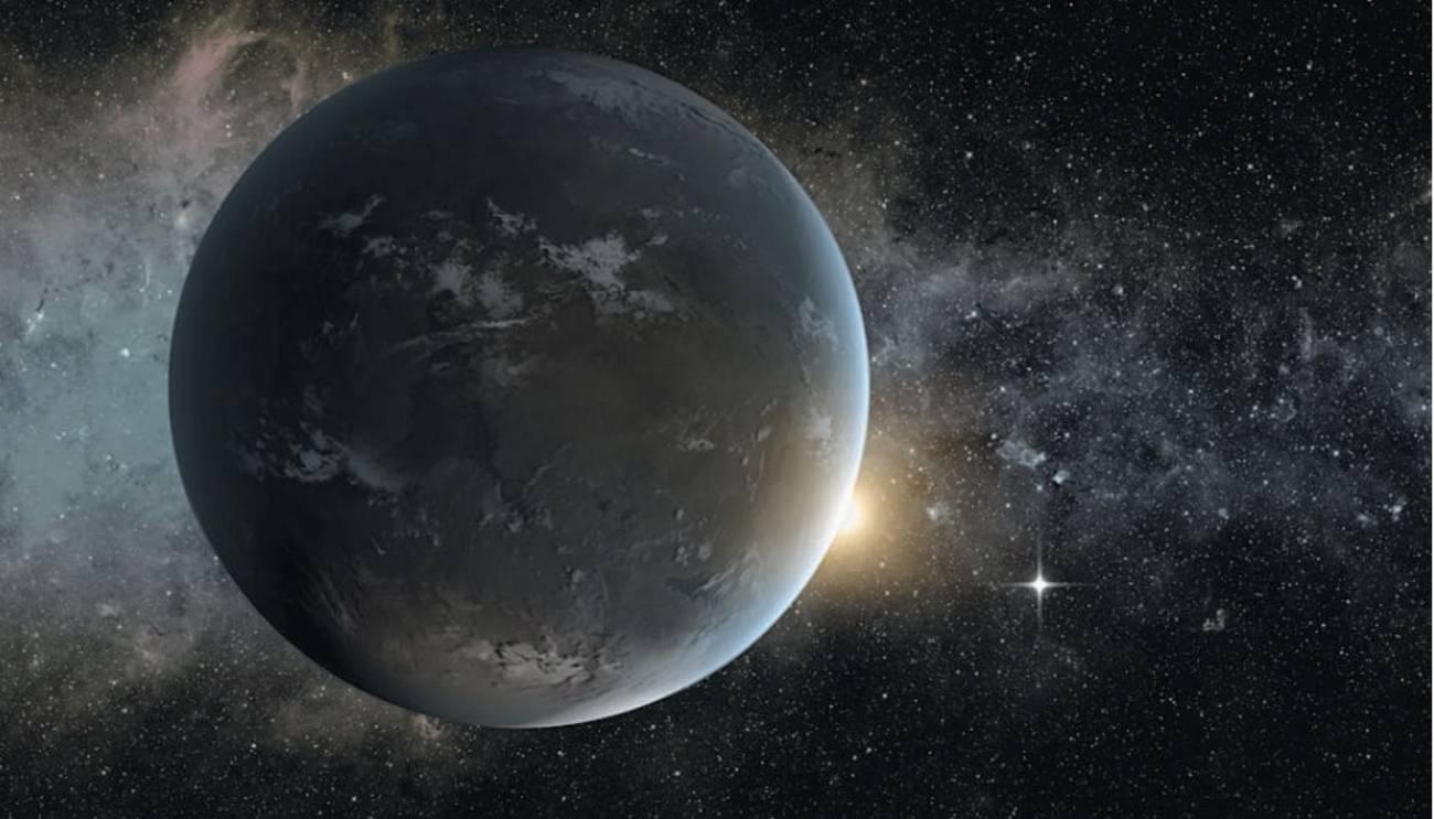 Ilustración del exoplaneta Kepler-62 f / NASA-JPL Caltech