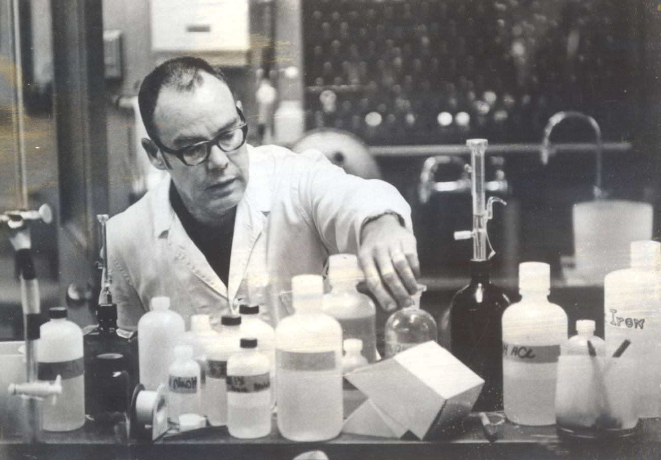 Douglas L. Coleman