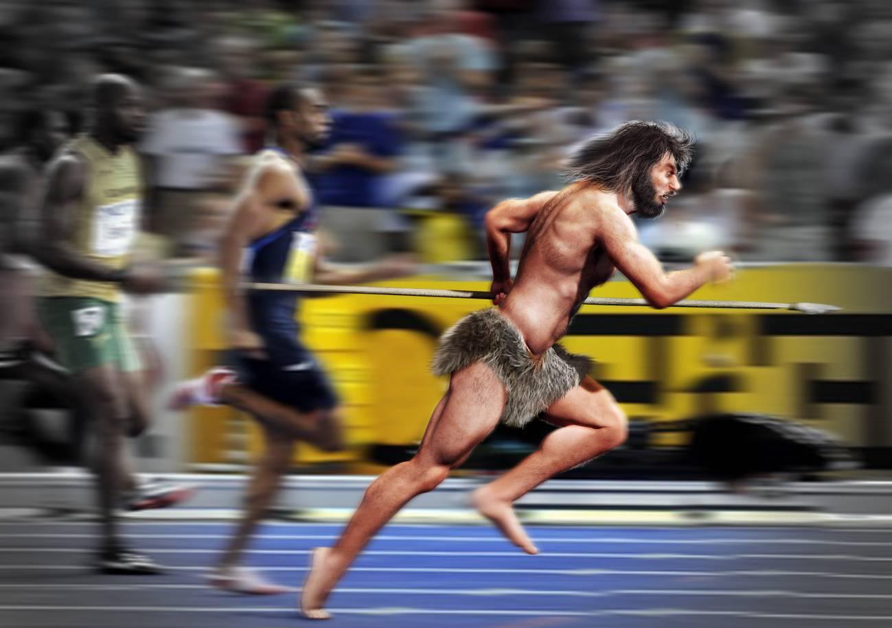 Cuanto más parecido sea el estilo de vida del deportista moderno al de sus antepasados, las adaptaciones al entrenamiento serán mejores. / SINC