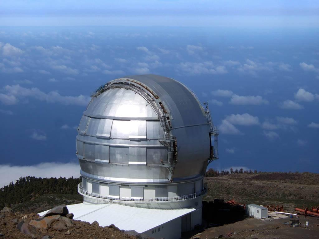 El Gran Telescopio Canarias abre sus archivos