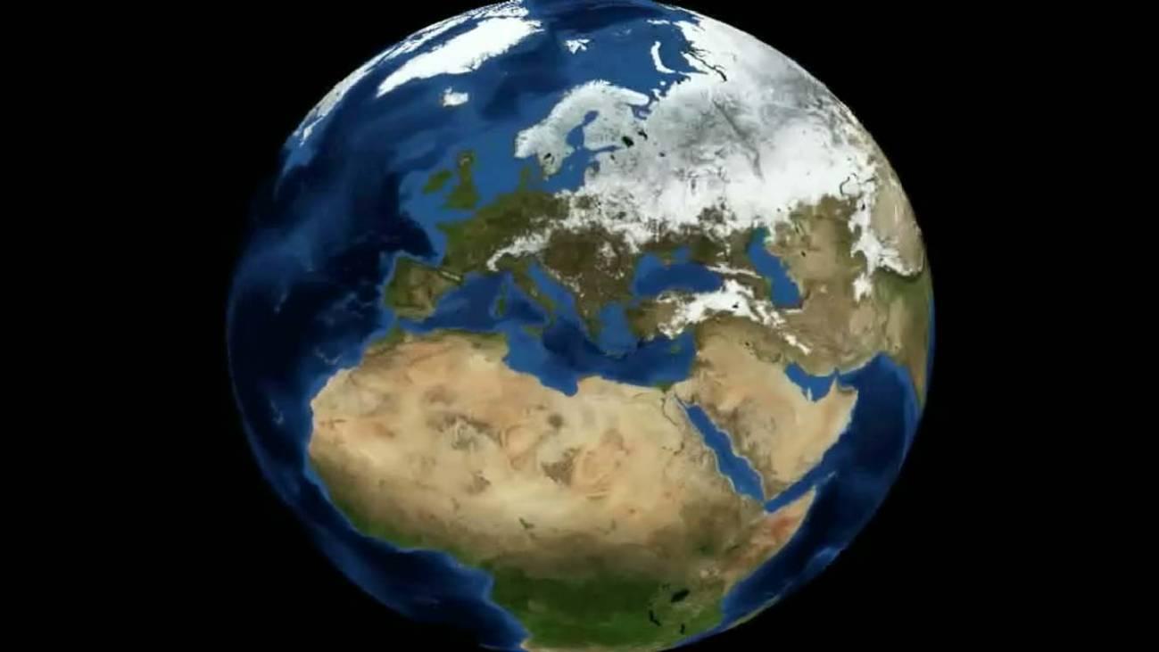 Estudios científicos que contemplan los últimos 1.500 años sugieren que el calentamiento global actual no tiene precedente. / NASA