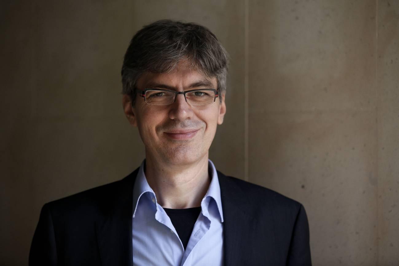 Alin Albu-Schäffer es director del Instituto de Robótica y Mecatrónica del Centro Aeroespacial Alemán (DLR). / SINC