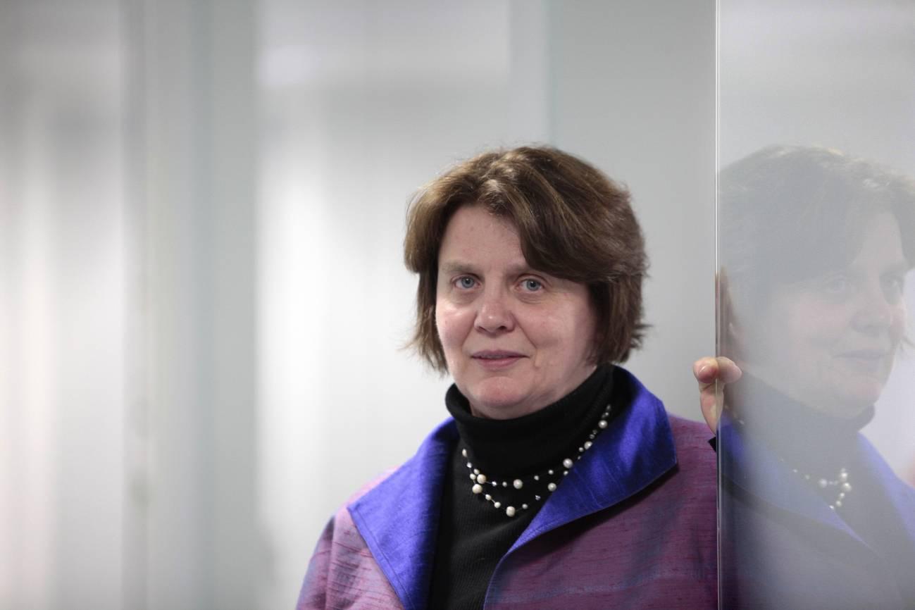 Julia Lane economista gerente senior en los American Institutes for Research. / SINC | O.C.