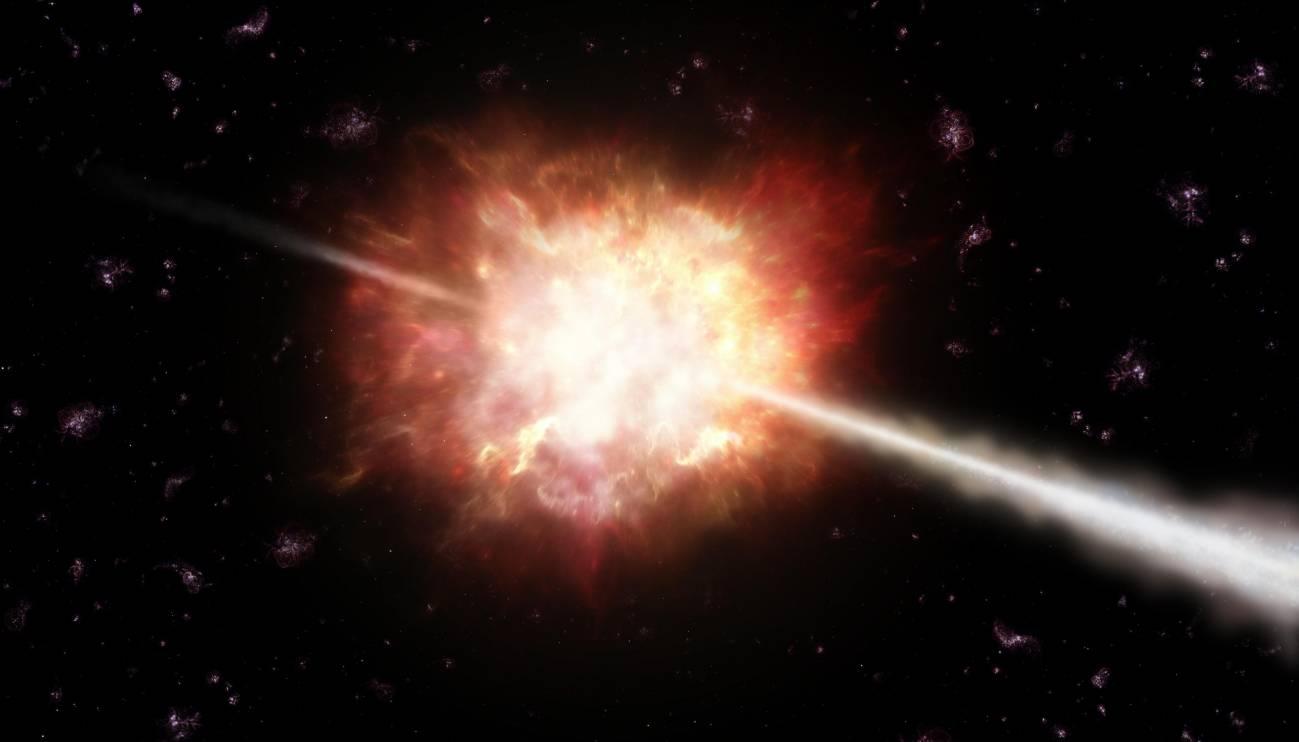Descubren el objeto más lejano y antiguo del Universo
