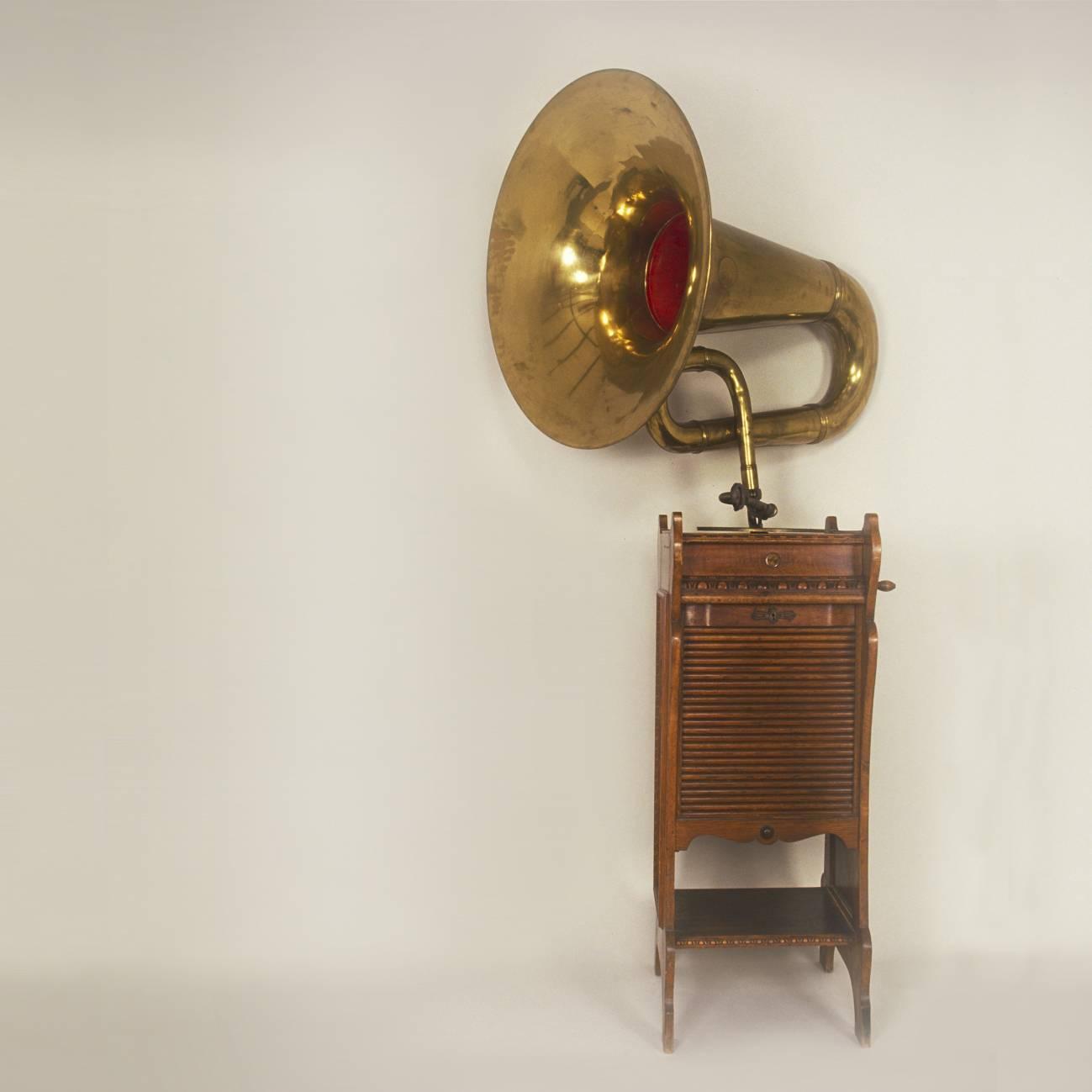 Gramófono salón