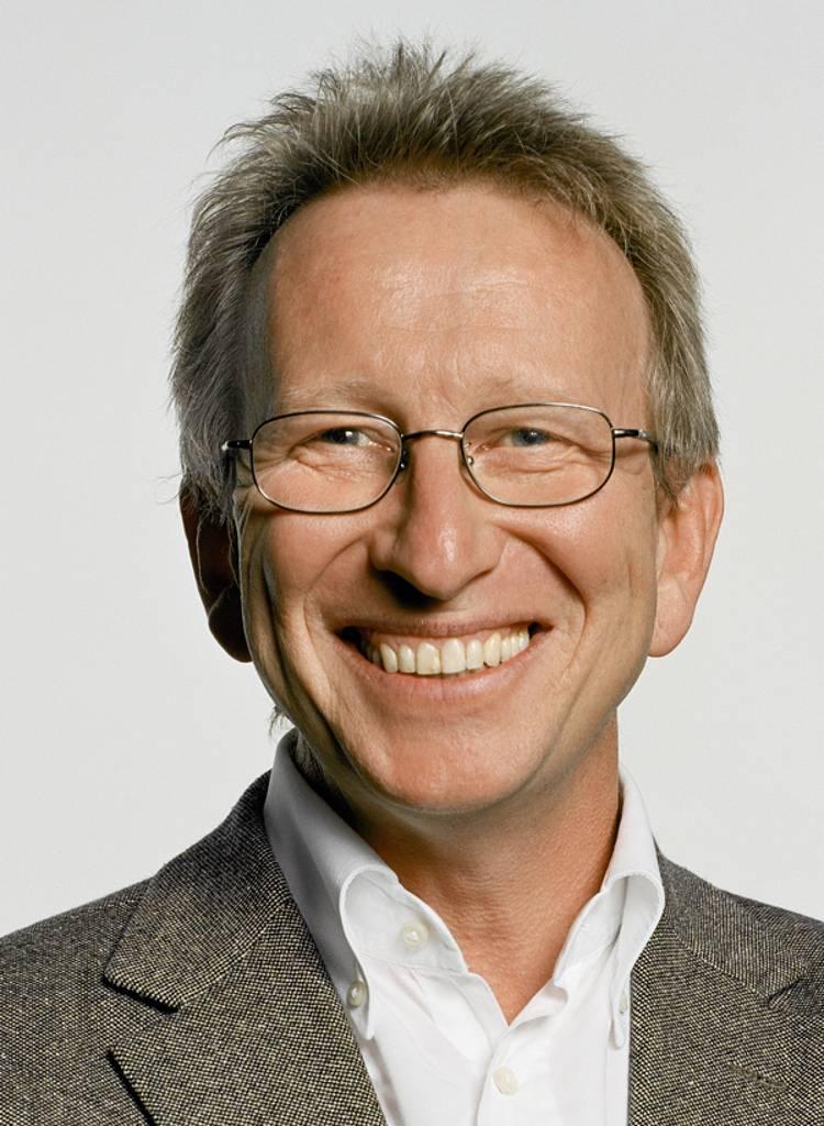 Matthias Kaiserswerth, director y vicepresidente de IBM Research–Zúrich. / IBM