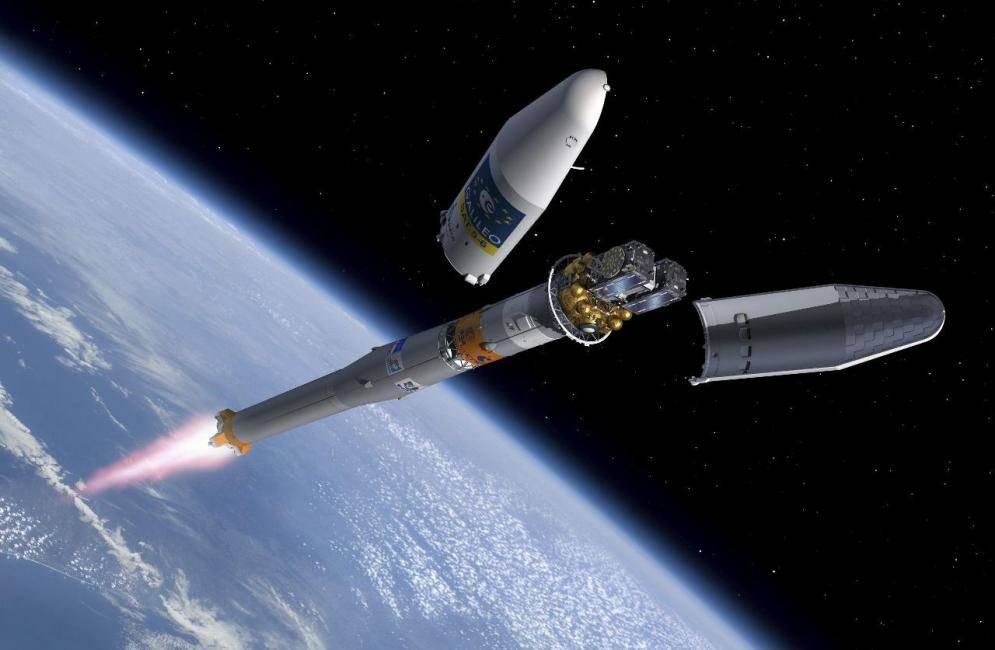 La Comisión aspira a tener la constelación Galileo completa y en funcionamiento –compuesta por 30 satélites–  antes de finales de esta década. / ESA