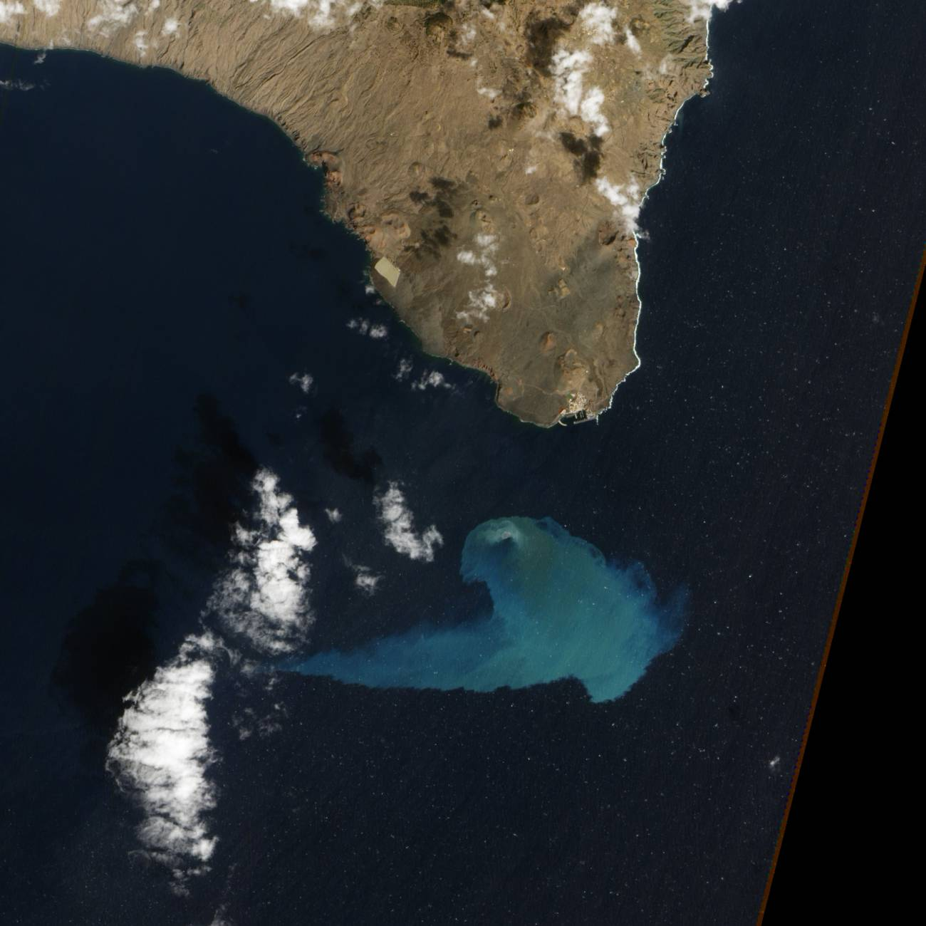 Instantánea tomada recientemente por el Advanced Land Imager (ALI) a bordo del satélite Earth Observing-1 (EO-1).