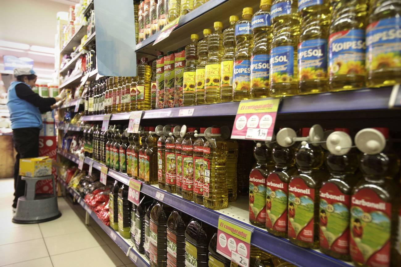 Los alimentos orgánicos tienen una cuota de mercado del 1% en España, cifra muy alejada de la de otros países europeos como Dinamarca, Austria y Suiza. / Sinc - Olmo Calvo.