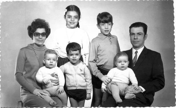 Familia Bonet Gonzalez./ Anna