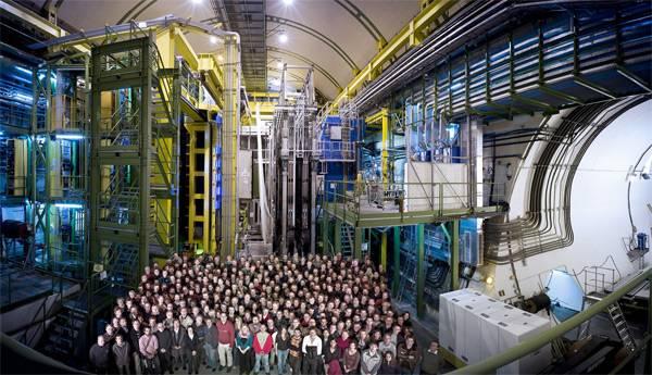 LABORATORIO CERN