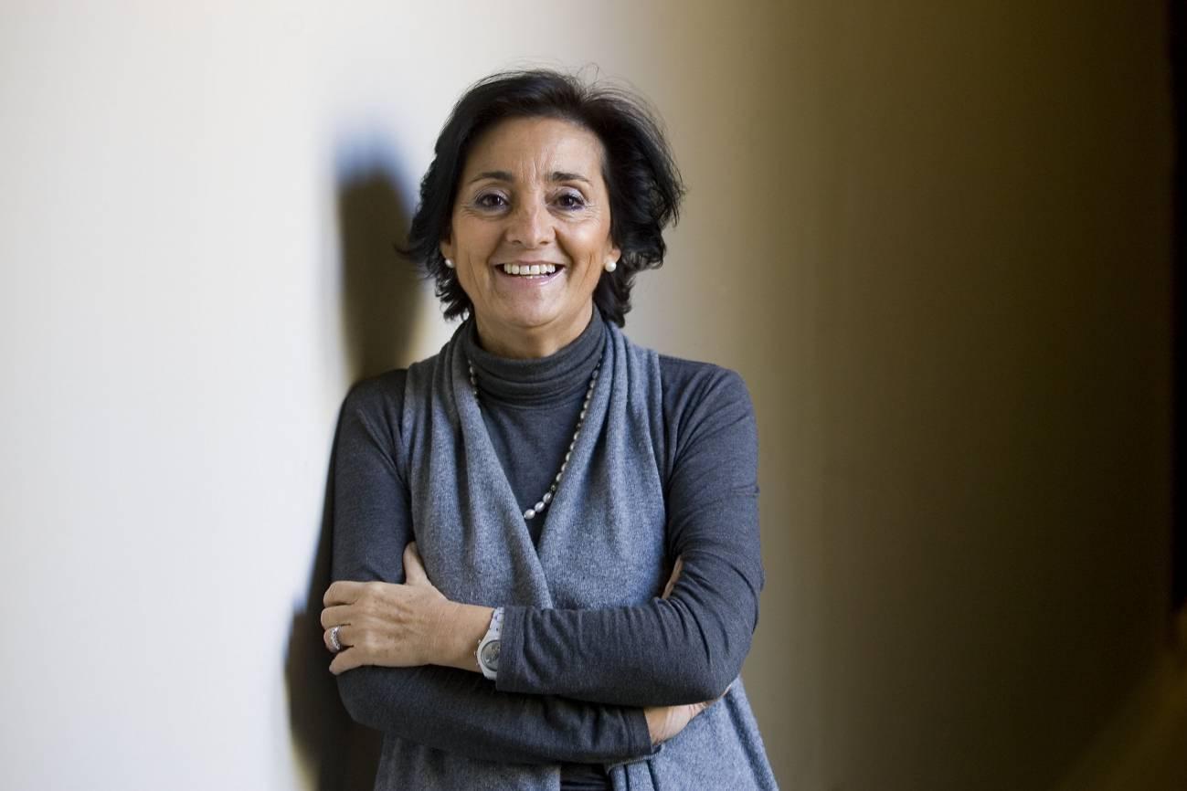 En la fotografía, la neuropsiquiatra Rafaela Santos. Imagen: RS.