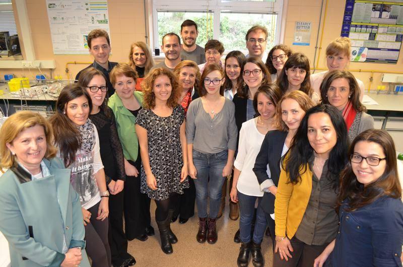 El equipo científico español que ha intervenido en la investigación sobre la diabetes gestacional. / Universidad San Pablo CEU