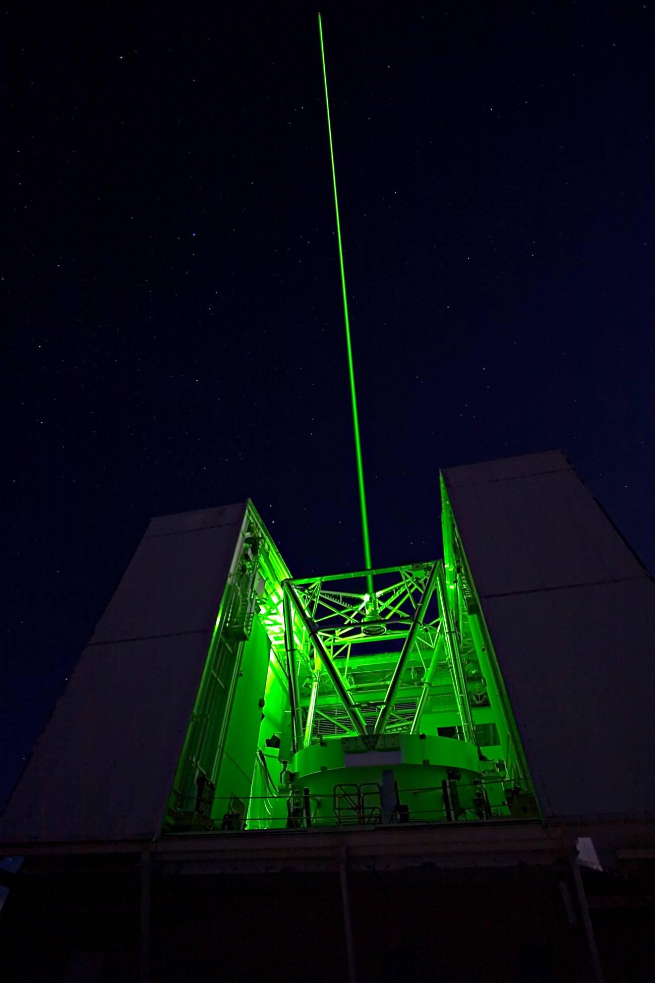 Presentan un nuevo método para captar imágenes más nítidas de las estrellas