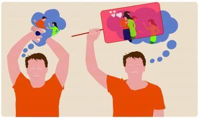 Ambas estrategias resultaron igual de efectivas a la hora de deshacerse de los recuerdos. Imagen: Current Biology