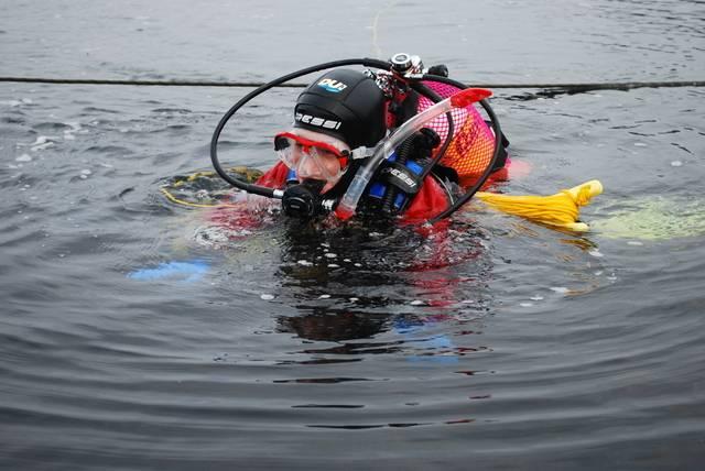 Un equipo científico busca nuevos fármacos en aguas antárticas