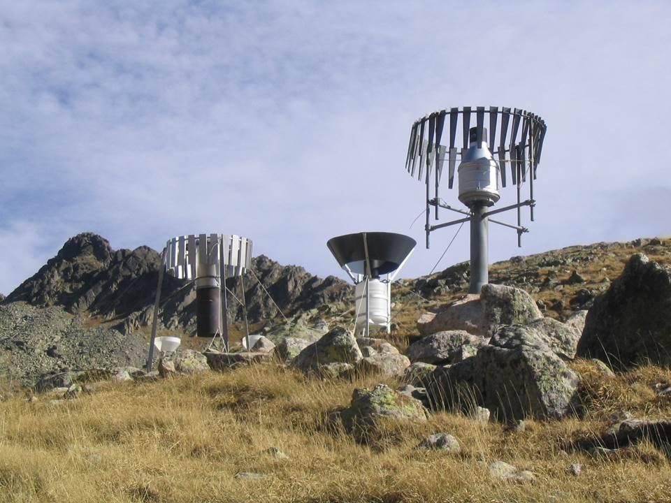 Muestreadores de deposición atmosférica/CSIC