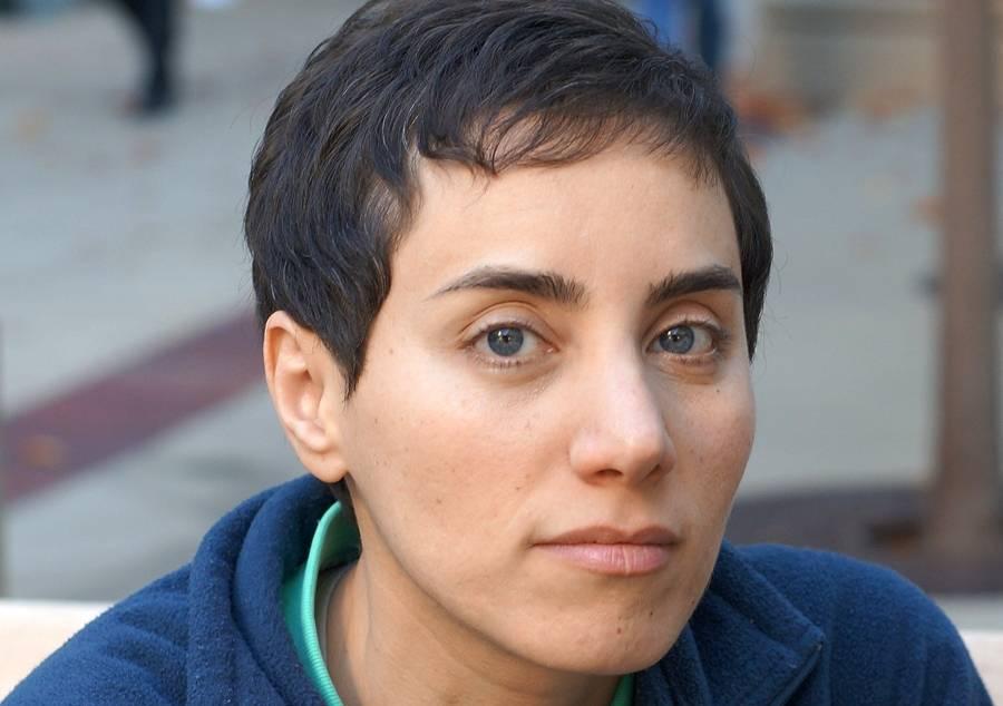 La matemática iraní Maryam Mirzakhani. / IMU