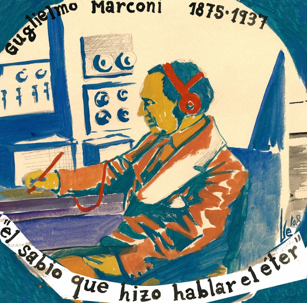 110 Aniversario: el 13 de julio de 1898 Guglielmo Marconi patentó la radio