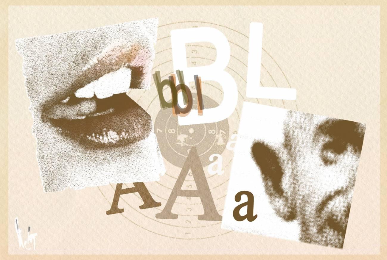 Nuestro sistema cognitivo procesa a distinta velocidad vocales y consonantes