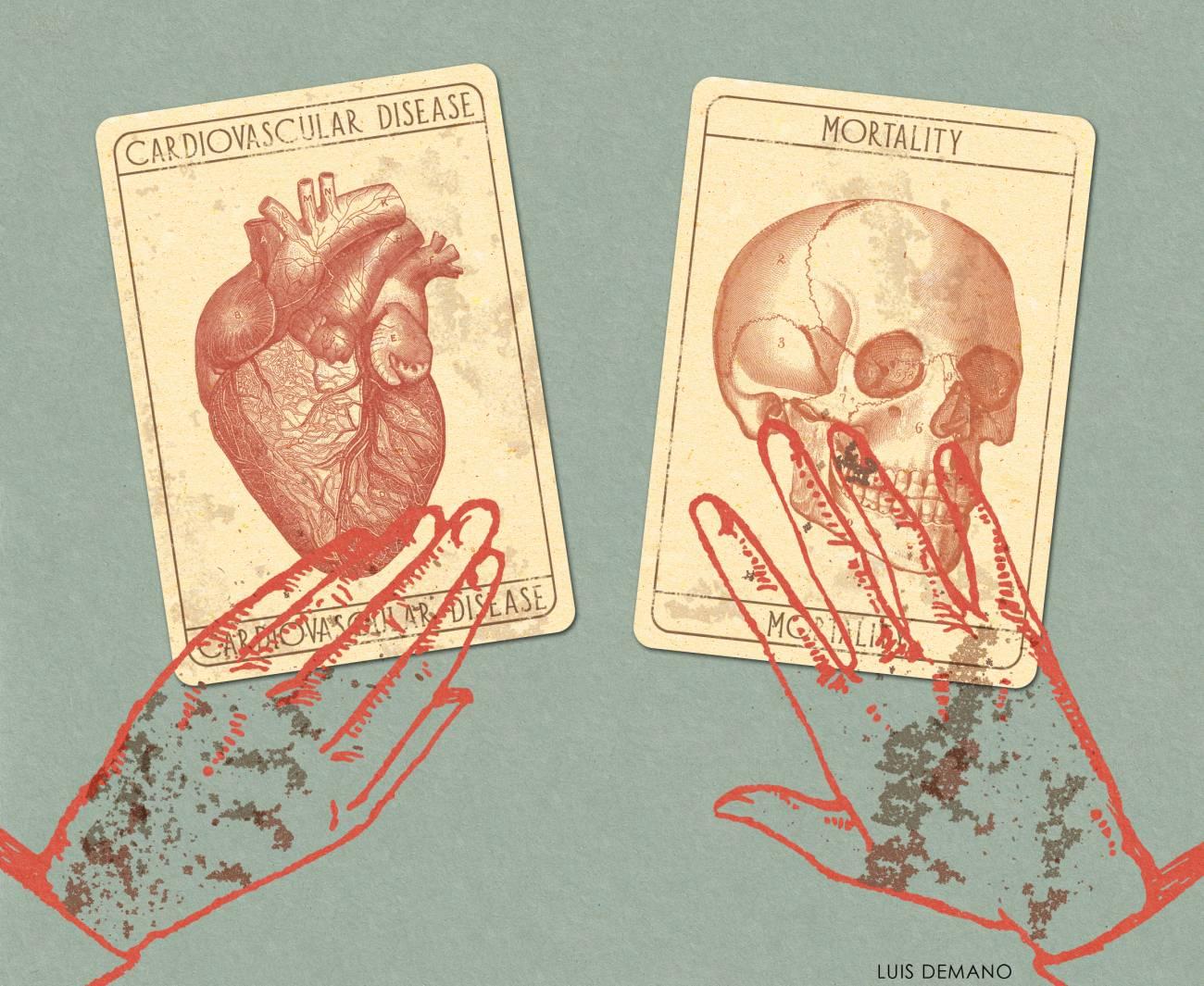 Vinculan la soriasis con las enfermedades cardiovasculares