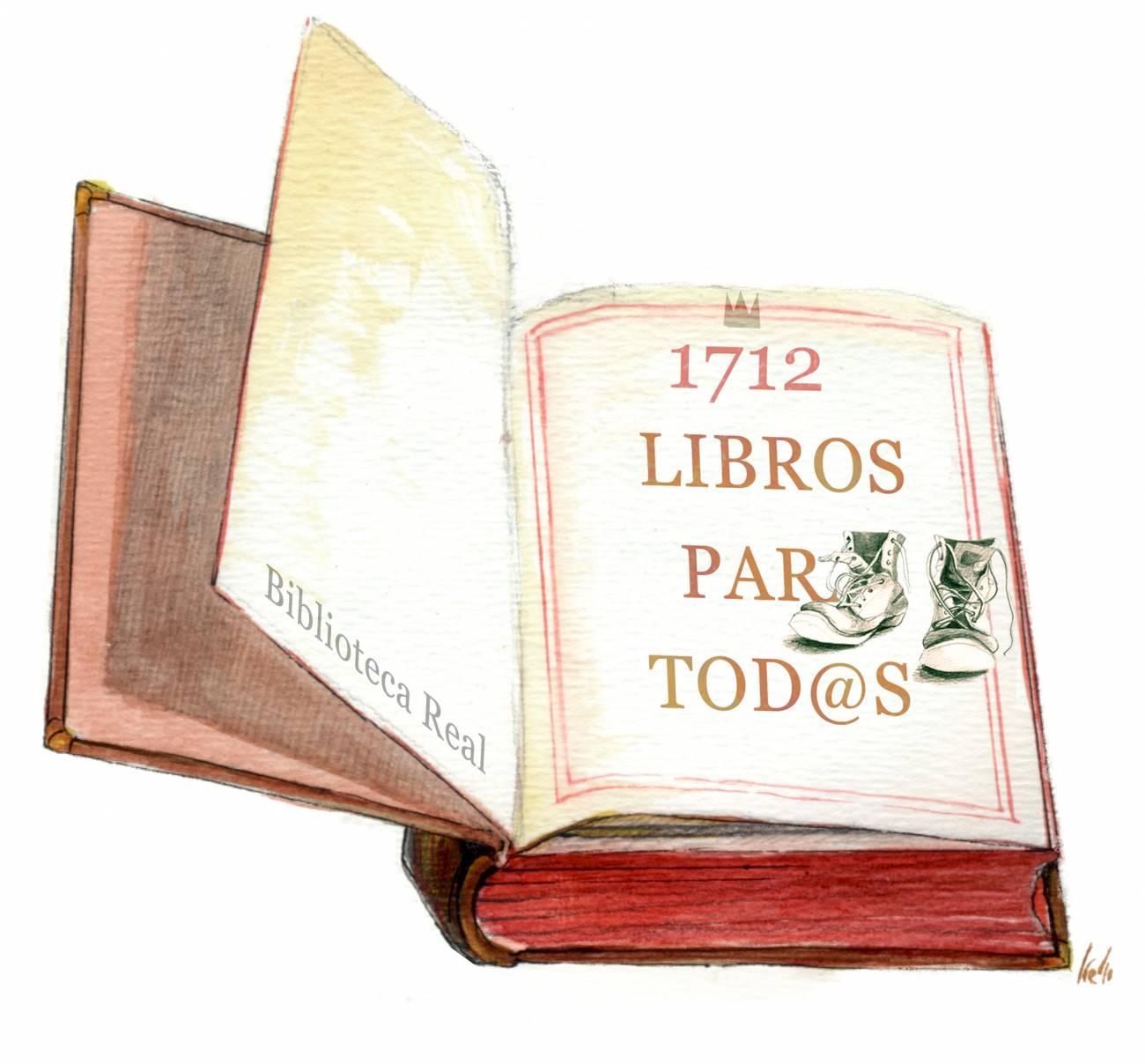El 1 de marzo de 1712 abre sus puertas al público la Biblioteca Nacional de España