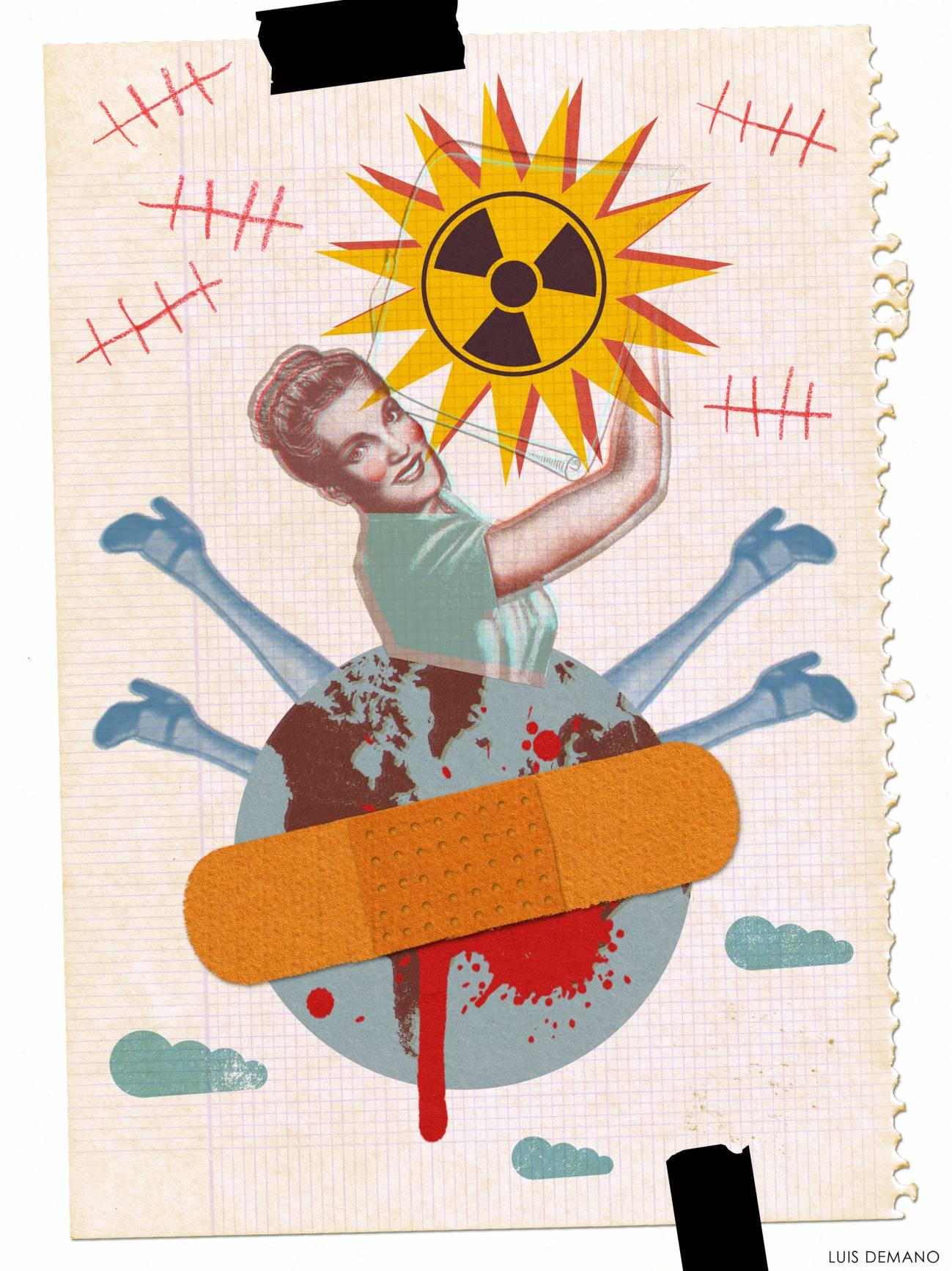 El 16 de julio de 1945 comienza la era atómica con el primer test de la bomba nuclear