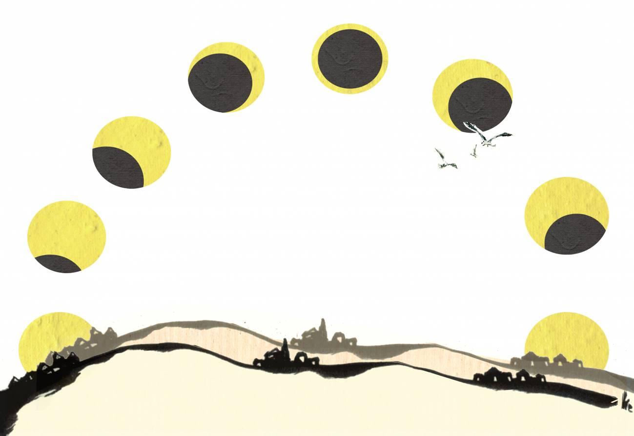 El eclipse solar más largo del siglo XXI