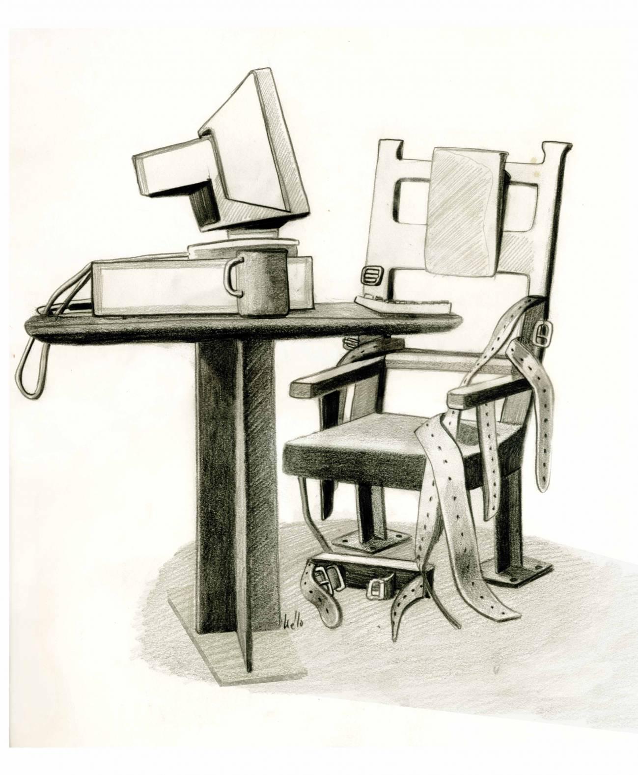 La falta de ergonomía en el lugar de trabajo afecta a la salud de los radiólogos
