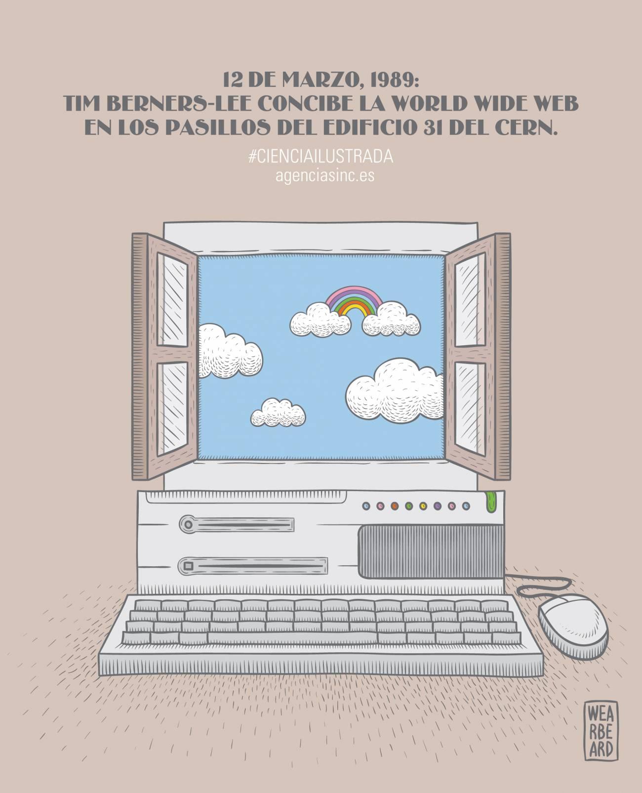 La WWW cumple 25 años. / SINC