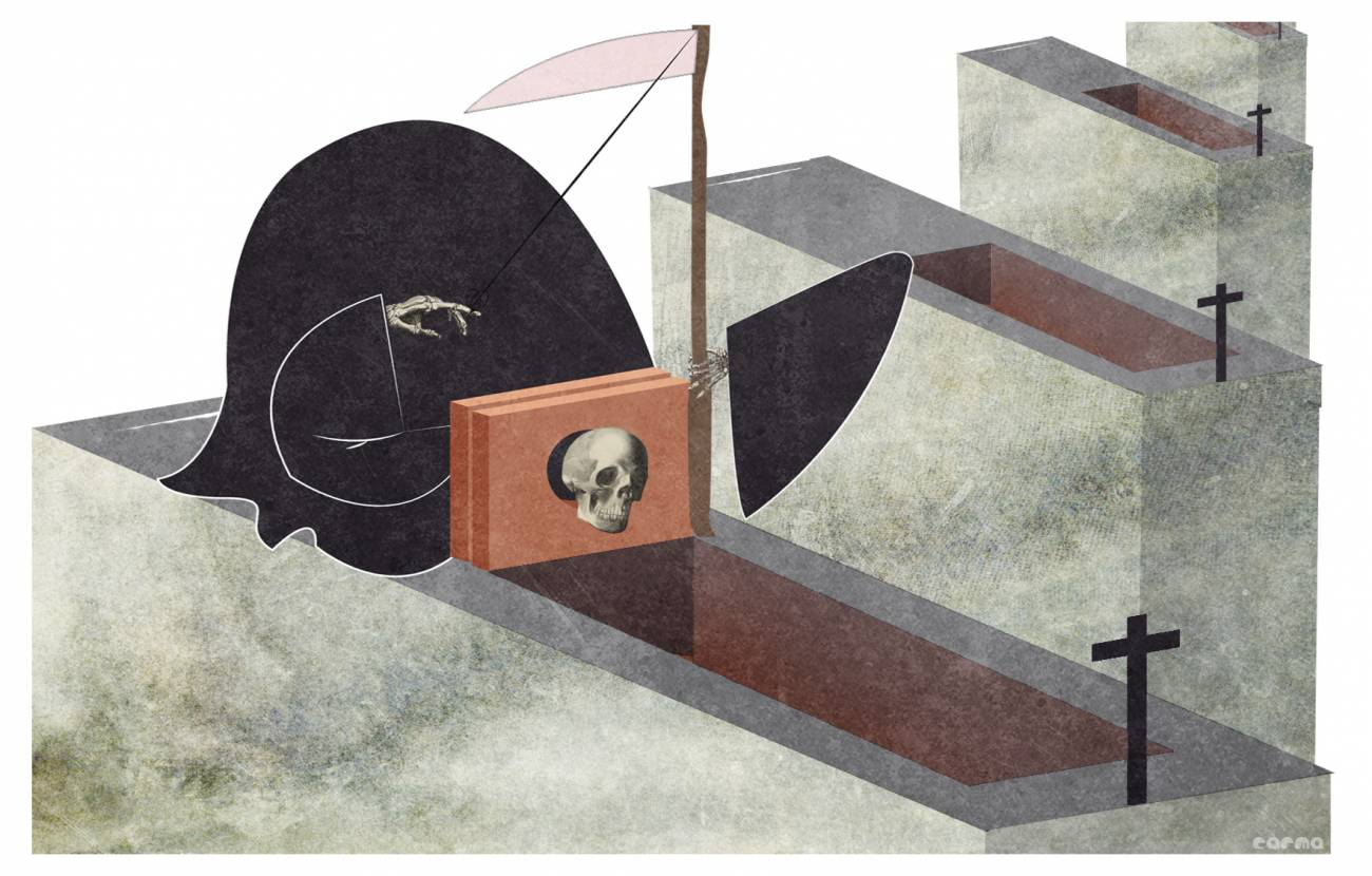 35 años sin guillotina