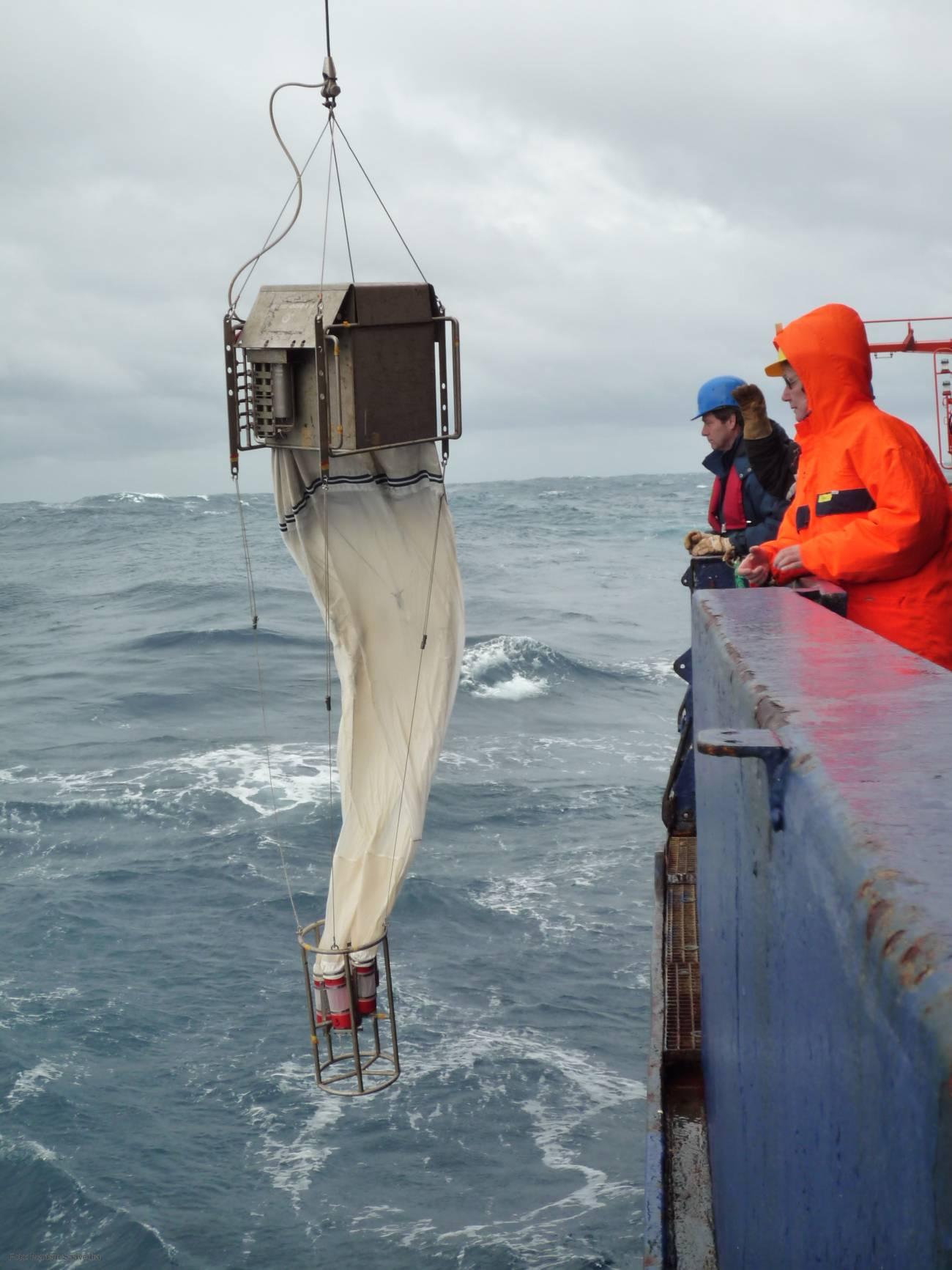 Concluye la expedición de Punta Arenas para estudiar el clima en el Sur del Pacífico