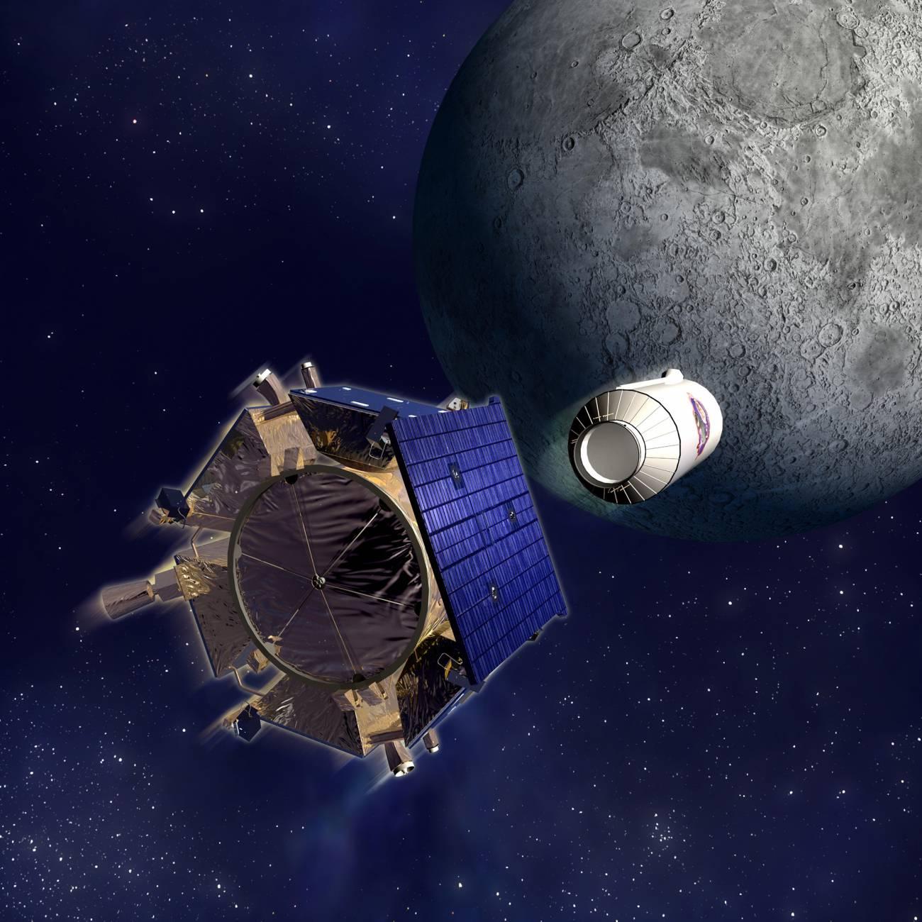 Confirman la presencia de agua en la Luna