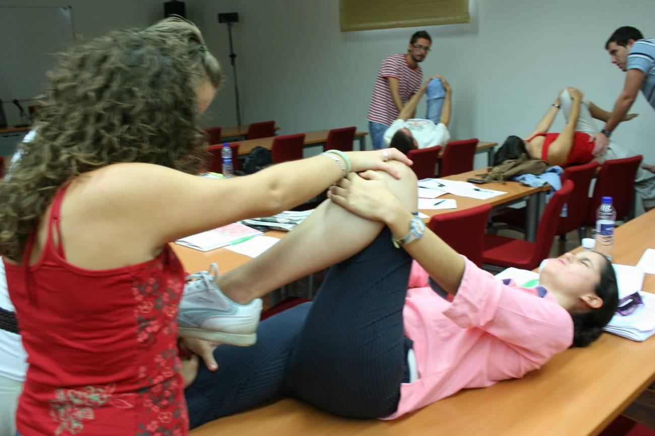 Diseñan el mejor programa terapéutico de ejercicios contra el dolor de rodillas