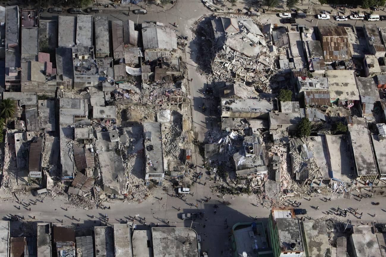 Haití, tres meses después